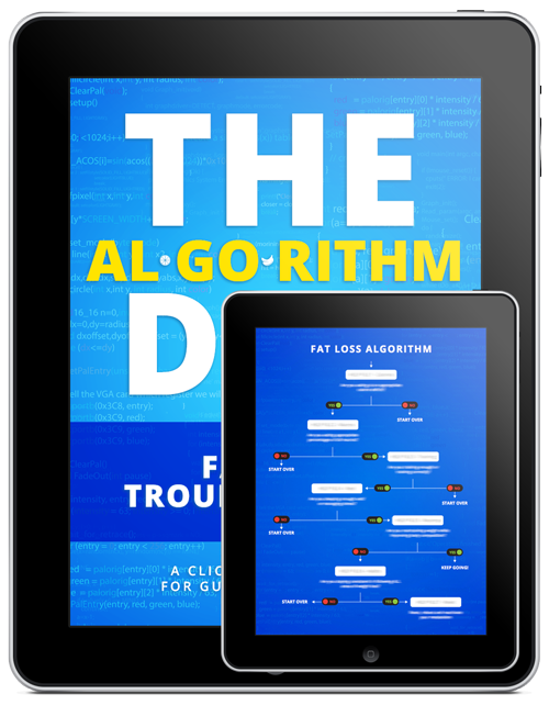ipad troublshooter algorithm